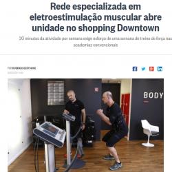 Jornal O Globo – Barra