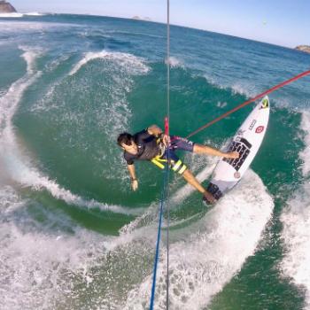Conheça Marcelo Cunha, atleta de Kite Surf que treina na BODYPULSE