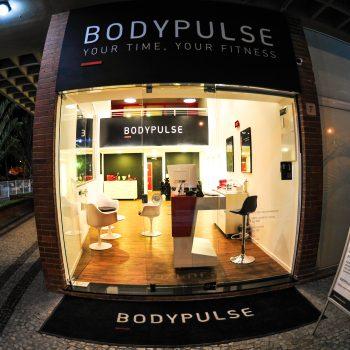 Novo estúdio da BODYPULSE