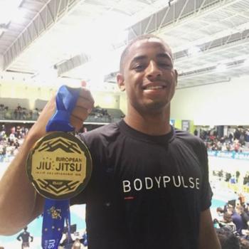 Cleison Santos, medalha de ouro!