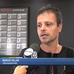 Treino BODYPULSE com o ultramaratonista Márcio Villar