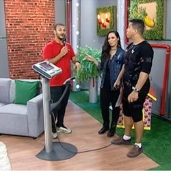 A BODYPULSE participa do programa CJC+ da Rit TV