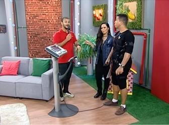 A BODYPULSE participa do programa CJC+ da Rit TV