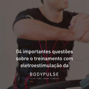 04 importantes questões sobre o treinamento com eletroestimulação