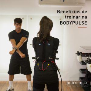 Benefícios de treinar na BODYPULSE
